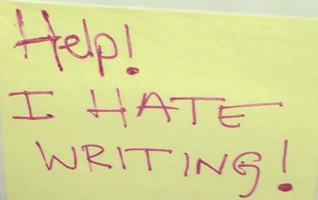hate-writing