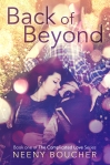 Cover Reveal Spotlight: Back of Beyond by Neeny Boucher