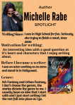 Author Spotlight: Michelle Rabe