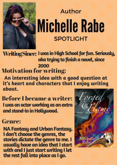Michelle Rabe Author profile (1)